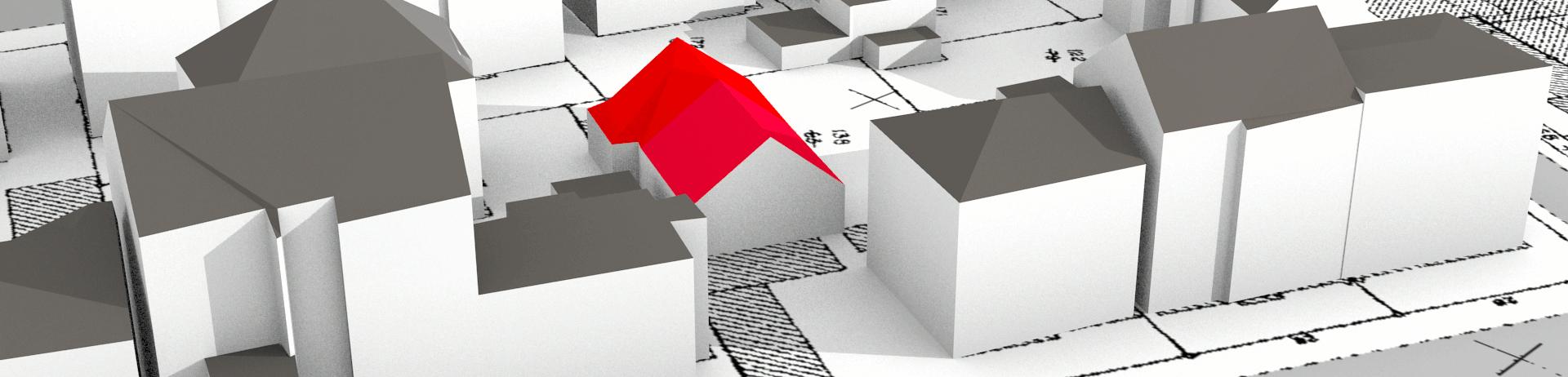 Illustration de résultats de SimPLU3D